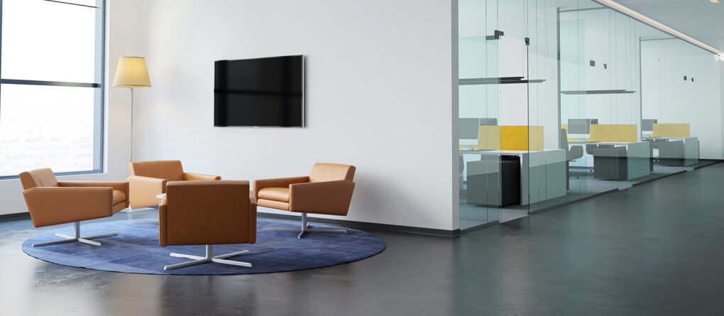 Télévision en salle d'attente : fiscalité et avantages