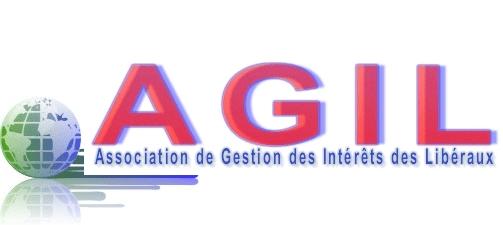 Logo de l'AGA pour avocats Agil