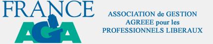 Logo de l'AGA France AGA