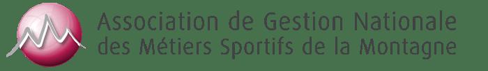 Logo de l'AGA Association de Gestion Nationale des Métiers Sportifs de la Montagne