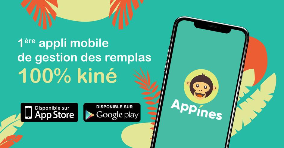 App'Ines pour les remplacements kinés