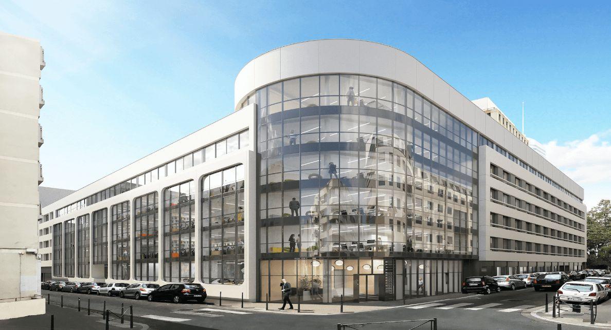 Les nouveaux bureaux de Georges.tech, en plein coeur de Lyon