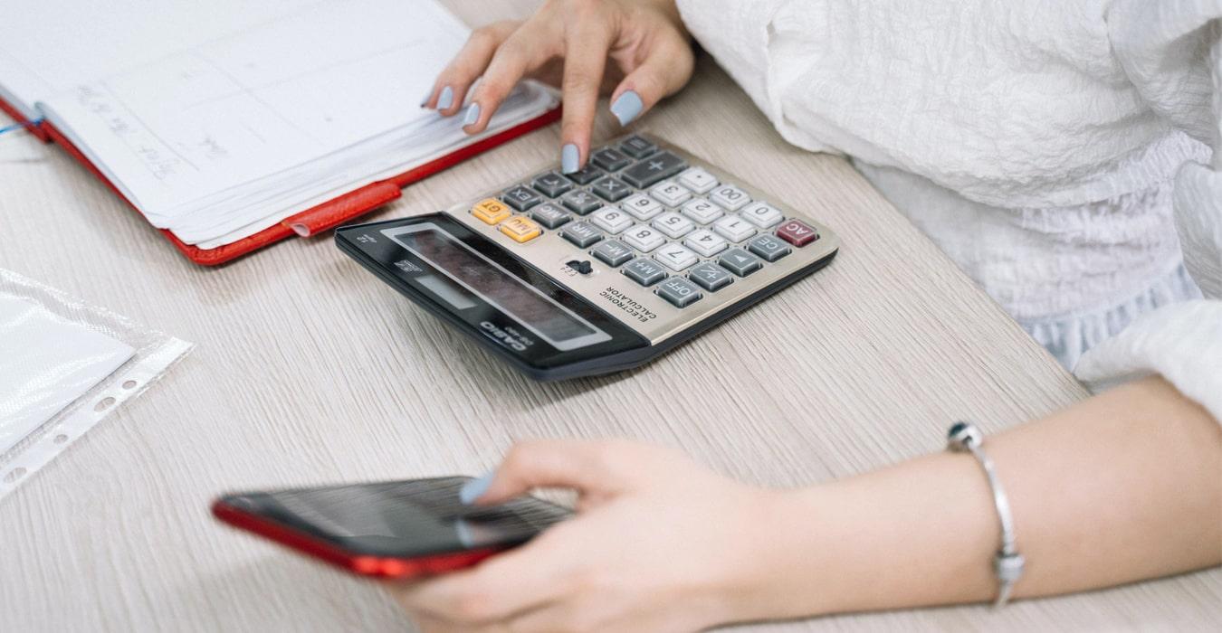 Calculer le taux d'imposition