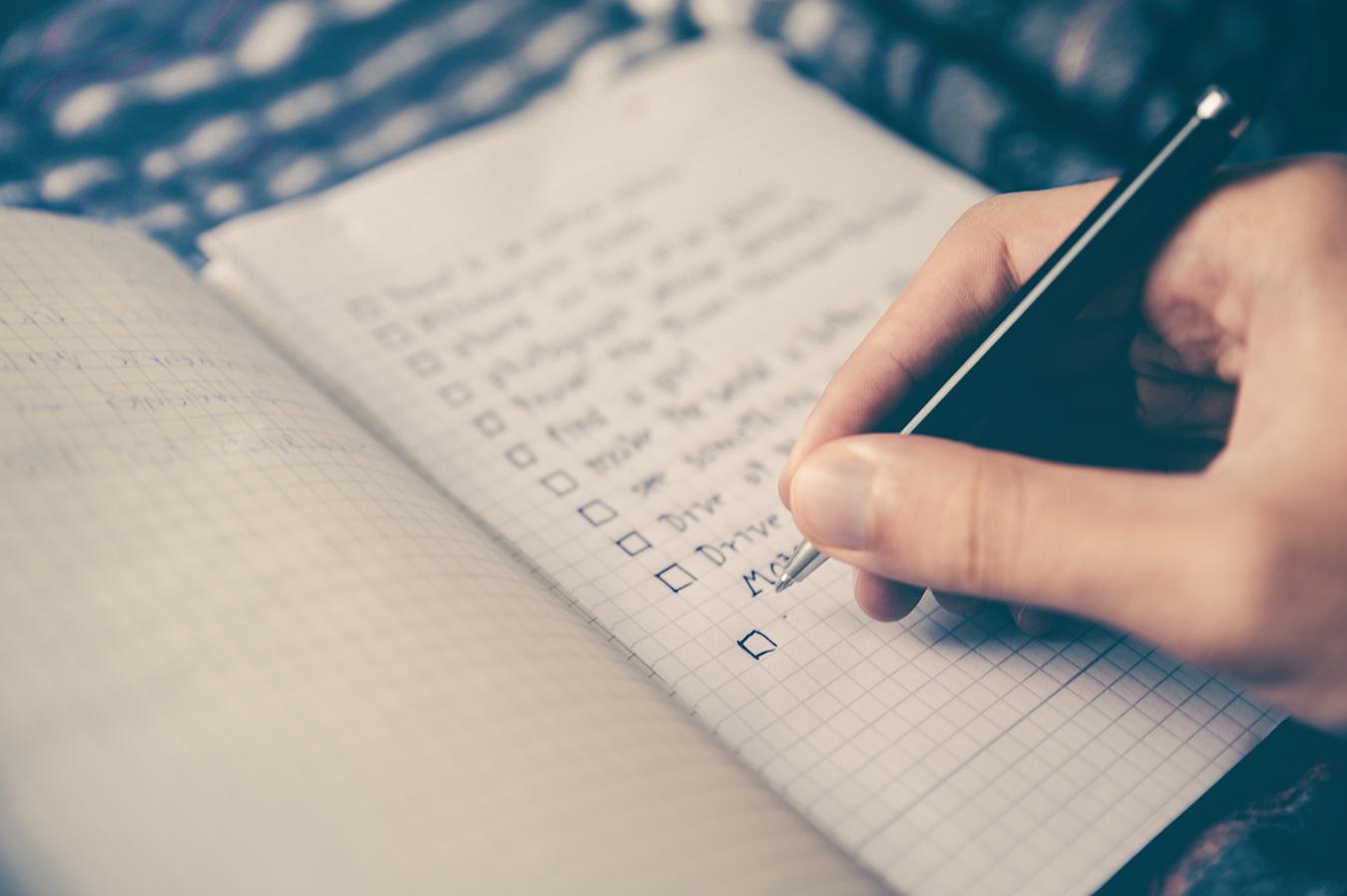 Comment faire une facture : la checklist