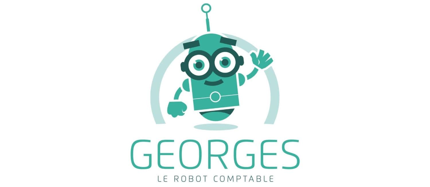 logo georges robot comptable
