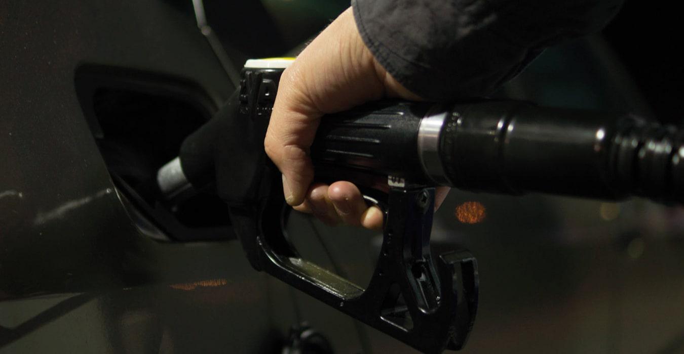 Le carburant dans les indemnités kilométriques.