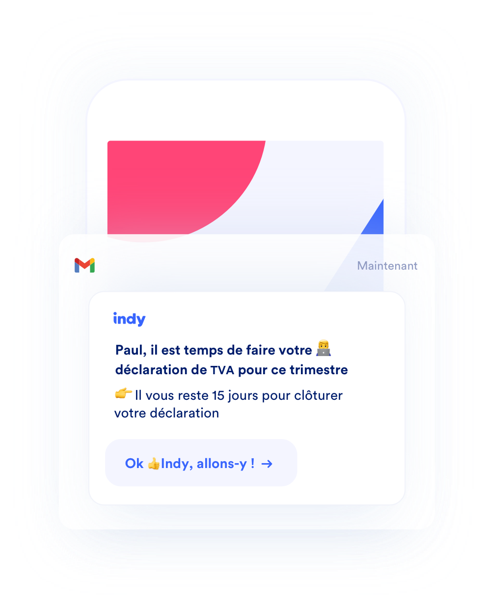 notifications intelligentes avec Indy