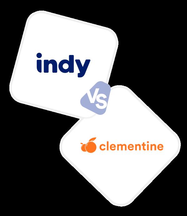 Comparez Indy à Clémentine
