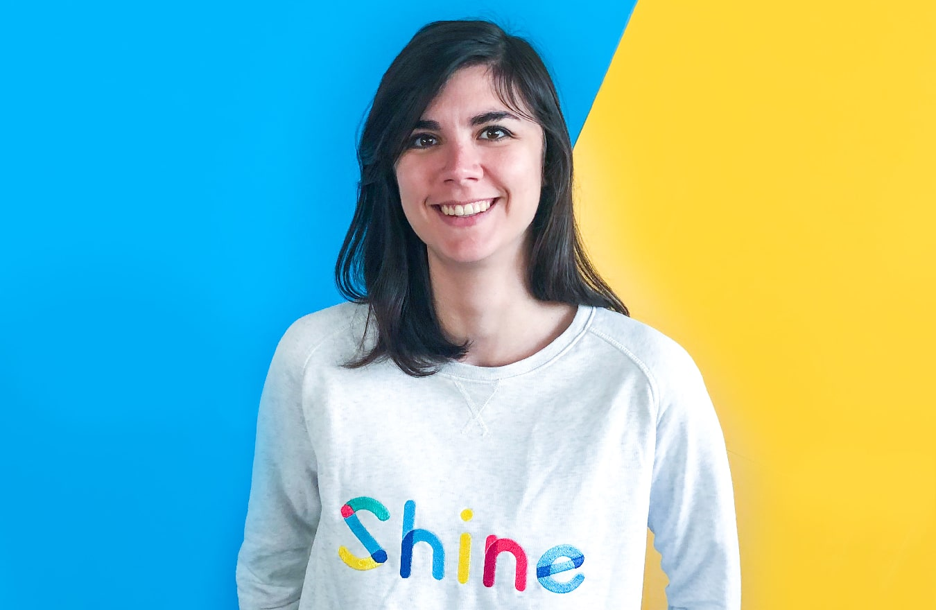 Juliette Deffayet, Partnership Manager de Shine