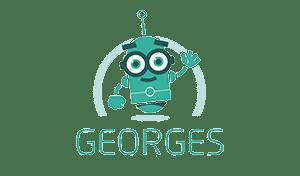 Logo de Georges le robot comptable