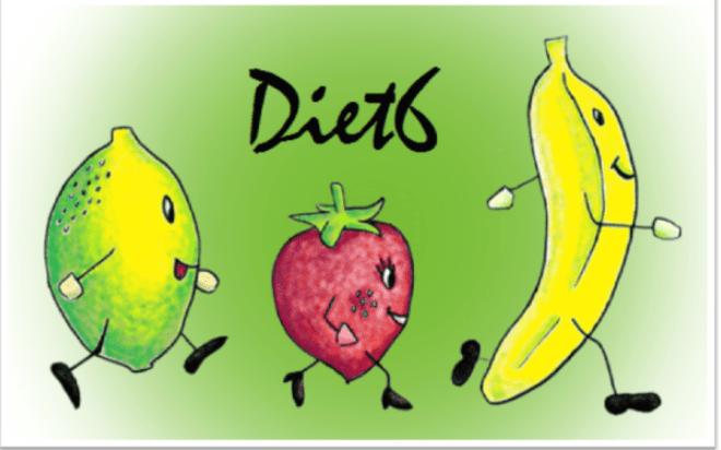 Soft pour diététicien Diet6