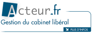 Logo du logiciel pour sage-femme Acteur.fr