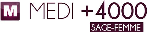 Logo du logiciel pour sage-femme Medi +4000