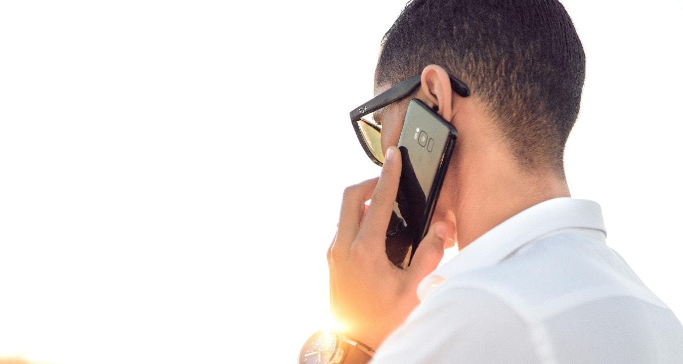 Téléphoner à la SSI