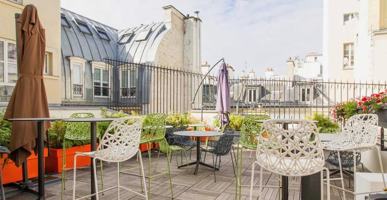 Terrasse WAI Paris